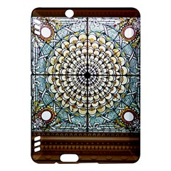 Stained Glass Window Library Of Congress Kindle Fire Hdx Hardshell Case
