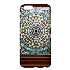 Stained Glass Window Library Of Congress Apple Iphone 6 Plus/6s Plus Hardshell Case
