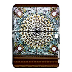Stained Glass Window Library Of Congress Samsung Galaxy Tab 4 (10 1 ) Hardshell Case