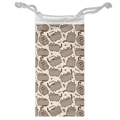 Pusheen Wallpaper Computer Everyday Cute Pusheen Jewelry Bag