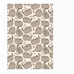 Pusheen Wallpaper Computer Everyday Cute Pusheen Large Garden Flag (two Sides)