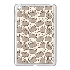 Pusheen Wallpaper Computer Everyday Cute Pusheen Apple Ipad Mini Case (white)