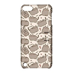 Pusheen Wallpaper Computer Everyday Cute Pusheen Apple Ipod Touch 5 Hardshell Case With Stand