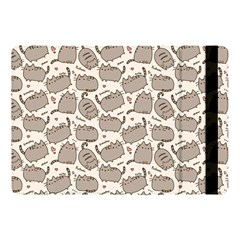 Pusheen Wallpaper Computer Everyday Cute Pusheen Apple Ipad Pro 10 5   Flip Case