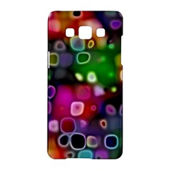 Psychedelic Lights 2 Samsung Galaxy A5 Hardshell Case