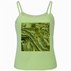 Background Structure Abstract Grain Marble Texture Green Spaghetti Tank