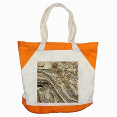 Background Structure Abstract Grain Marble Texture Accent Tote Bag