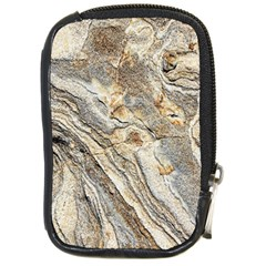 Background Structure Abstract Grain Marble Texture Compact Camera Cases