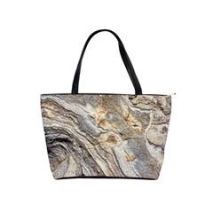 Background Structure Abstract Grain Marble Texture Shoulder Handbags