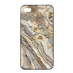 Background Structure Abstract Grain Marble Texture Apple Iphone 4/4s Seamless Case (black)