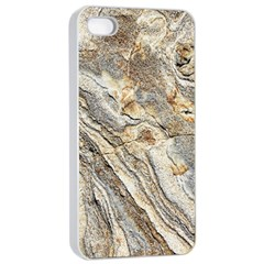 Background Structure Abstract Grain Marble Texture Apple Iphone 4/4s Seamless Case (white)