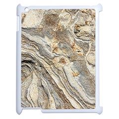 Background Structure Abstract Grain Marble Texture Apple Ipad 2 Case (white)