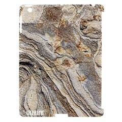 Background Structure Abstract Grain Marble Texture Apple Ipad 3/4 Hardshell Case (compatible With Smart Cover)