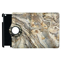 Background Structure Abstract Grain Marble Texture Apple Ipad 3/4 Flip 360 Case