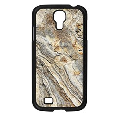 Background Structure Abstract Grain Marble Texture Samsung Galaxy S4 I9500/ I9505 Case (black)