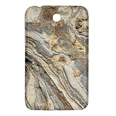 Background Structure Abstract Grain Marble Texture Samsung Galaxy Tab 3 (7 ) P3200 Hardshell Case
