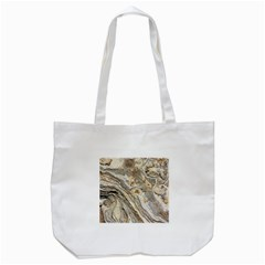 Background Structure Abstract Grain Marble Texture Tote Bag (white)