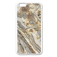 Background Structure Abstract Grain Marble Texture Apple Iphone 6 Plus/6s Plus Enamel White Case