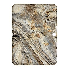 Background Structure Abstract Grain Marble Texture Samsung Galaxy Tab 4 (10 1 ) Hardshell Case