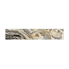 Background Structure Abstract Grain Marble Texture Flano Scarf (mini)