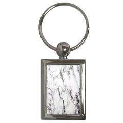 Marble Granite Pattern And Texture Key Chains (rectangle)