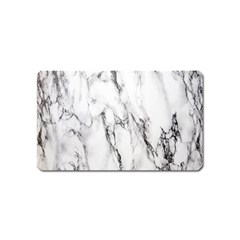 Marble Granite Pattern And Texture Magnet (name Card)