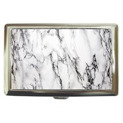 Marble Granite Pattern And Texture Cigarette Money Cases