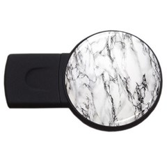 Marble Granite Pattern And Texture Usb Flash Drive Round (2 Gb)