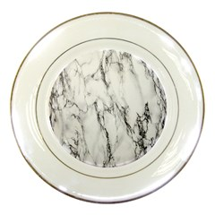 Marble Granite Pattern And Texture Porcelain Plates