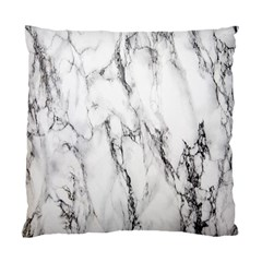 Marble Granite Pattern And Texture Standard Cushion Case (two Sides)