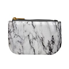 Marble Granite Pattern And Texture Mini Coin Purses