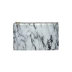 Marble Granite Pattern And Texture Cosmetic Bag (small)