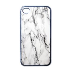 Marble Granite Pattern And Texture Apple Iphone 4 Case (black)