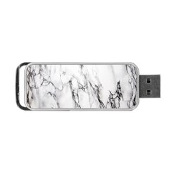 Marble Granite Pattern And Texture Portable Usb Flash (two Sides)