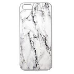 Marble Granite Pattern And Texture Apple Seamless Iphone 5 Case (clear)
