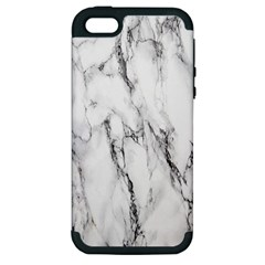 Marble Granite Pattern And Texture Apple Iphone 5 Hardshell Case (pc+silicone)