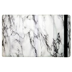 Marble Granite Pattern And Texture Apple Ipad 2 Flip Case