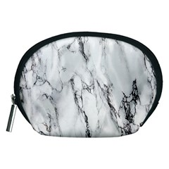 Marble Granite Pattern And Texture Accessory Pouches (medium)