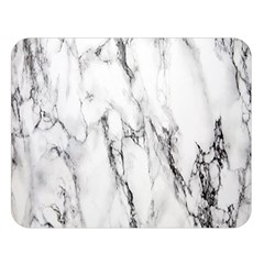 Marble Granite Pattern And Texture Double Sided Flano Blanket (large)