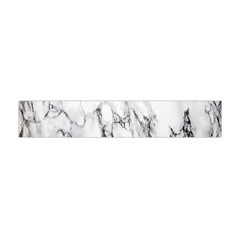 Marble Granite Pattern And Texture Flano Scarf (mini)