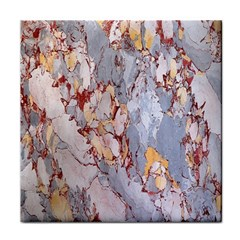 Marble Pattern Tile Coasters