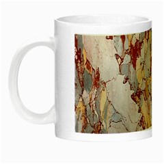 Marble Pattern Night Luminous Mugs