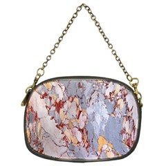 Marble Pattern Chain Purses (two Sides)