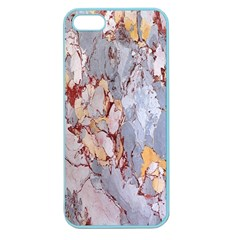 Marble Pattern Apple Seamless Iphone 5 Case (color)
