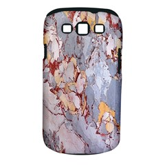 Marble Pattern Samsung Galaxy S Iii Classic Hardshell Case (pc+silicone)