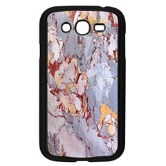 Marble Pattern Samsung Galaxy Grand Duos I9082 Case (black)