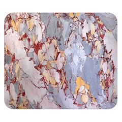 Marble Pattern Double Sided Flano Blanket (small)