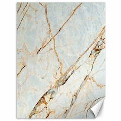 Marble Texture White Pattern Surface Effect Canvas 36  X 48
