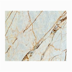 Marble Texture White Pattern Surface Effect Small Glasses Cloth (2 Side)
