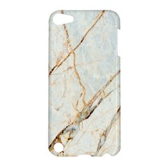 Marble Texture White Pattern Surface Effect Apple Ipod Touch 5 Hardshell Case